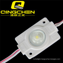High Quality Qsram 1.5W DC12V LED Module with 160 Degree