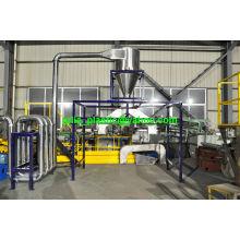 Linha de Reciclagem de Lavagem de Garrafas PE com Várias Capacidades
