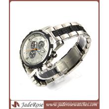 Waterproof Gift Men′s Promotional Wristwatch to Alloy