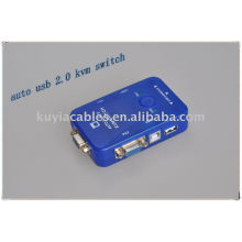 Premium auto USB2.0 KVM switch for computer