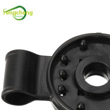 UV resist black plastic round shade net clip