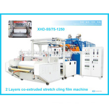 High speed with stable capacity 1 meter stretch film making machine from XHD