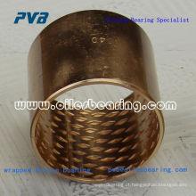 Rolamento autolubrificante PAP3030BR, com bolsos de lubrificação