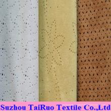 Spezielle Punch Stiletto Suede für Polsterstoff Garment Fabric