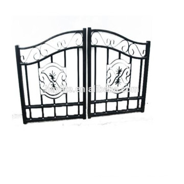 High quality sliding driveway decorative ornamental Wrought Iron Gate