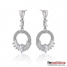 Boucle d'oreille de mode 2016 New Wedding Bijoux (CER0030-B)