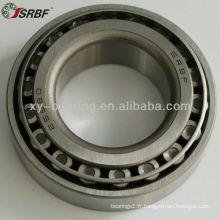 Roulements à rouleaux coniques à roulement linqing 30217