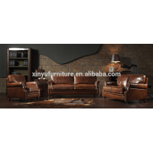 Vintage style living room sofa set furniture A632