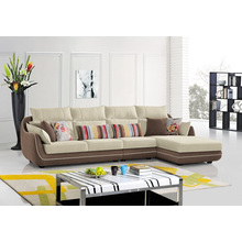 Living Room Furniture Fabric Corner Sofa
