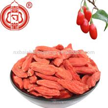 2017 new dried ningxia goji berry russia wholesale dropshipping
