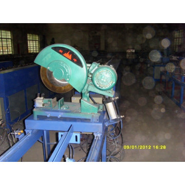 Ductmate Flange Making Machine