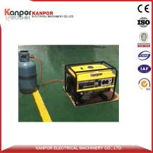 Kanpor 5kw LPG Generator Set with Good Quality