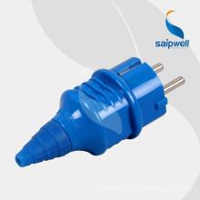 Штекер Sau / Saipwell высокого качества Schuko с сертификацией CE