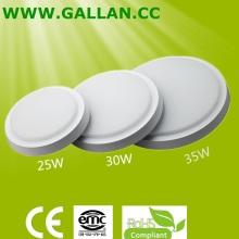 40W Aluminio Morden LED Iluminación de Techo