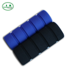 handle rubber foam grips for gym/exercise equipment