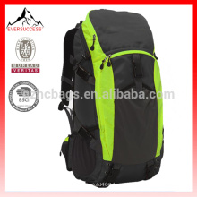 Viagem bagpack ucharge 50l quadro interno mochila impermeável mochila esporte ao ar livre mochila com uma capa de chuva hbb0068