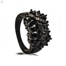 Ensemble de mariée Black Copper Beautiful Jewelry pour femme