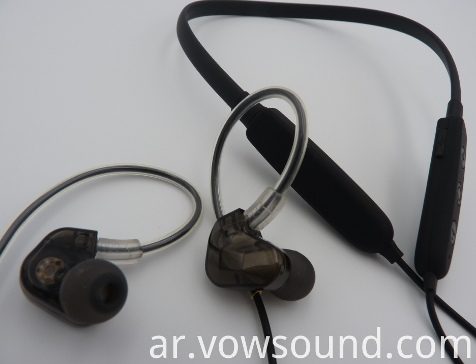 Neckband Bluetooth Earphones
