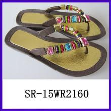 Inyección sandalia mujer sandalias nuevo diseño descalzo sandalias sandalias mujeres
