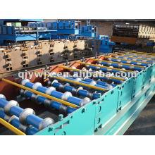 Metalldachplatte, die Maschine herstellt