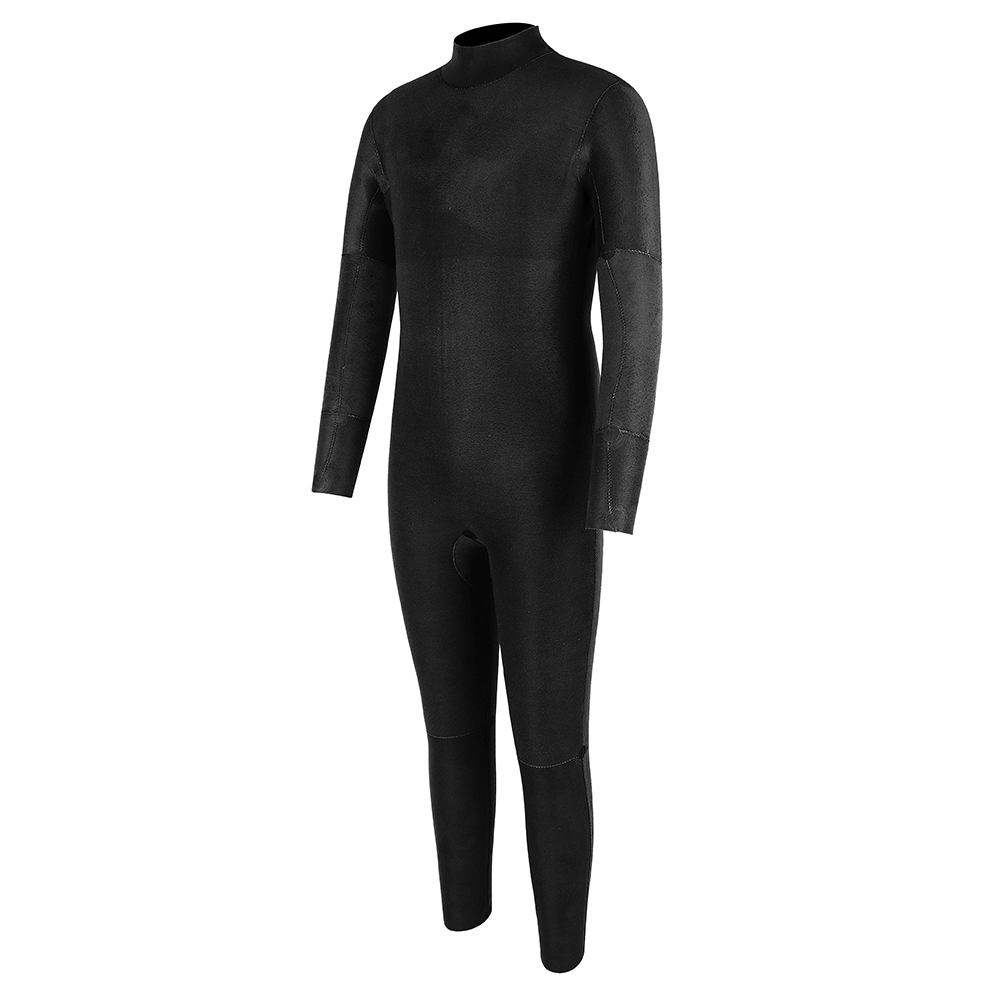 Seaskin back zip full wetsuit