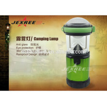 Outdoor LED Portable Camping Laterne 500 Lumen Aluminium LED 4X 1.5V AA Camping Laterne