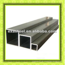 Hochwertiges gal quadratisches Stahlrohr aus Porzellanherstellung