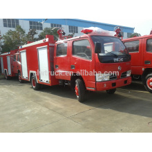 2015 high quality 3ton dongfeng fire truck, 4x2 fire truck specifications