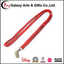 Diseño personalizado poliester cordones tubulares para negocio
