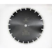 Manufacture Direct 350mm Laser Welded Diamond Slot Saw Blade for Asphalt
