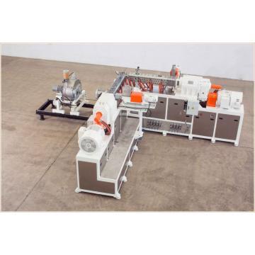 Expoxide Powder Coating Compounding Kneading Extruder Line