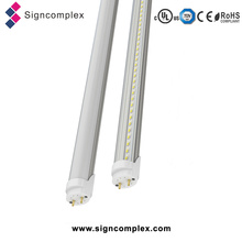 Lampe de tube de Signcomplex 2835SMD 9W 18W 22W LED T8 UL avec 5 ans de garantie
