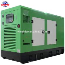 marca china ce aprobó generador de gas diesel refrigerado por agua