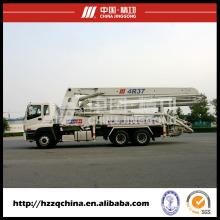 Caminhões de concreto pronto da mistura, caminhão da bomba para a venda