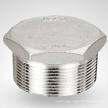 Stainless Steel Forged Threaded Hexagon Plug