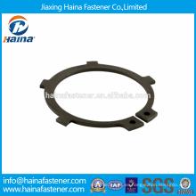 Proveedor Chino Mejor Precio DIN 983 Acero al carbono / acero inoxidable Anillos de retención con orejetas para ejes