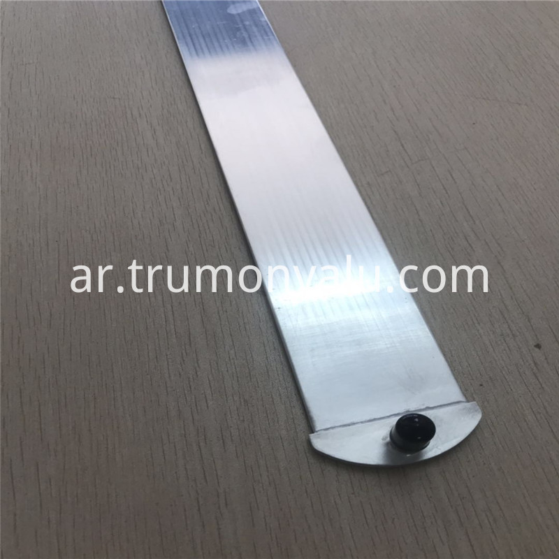 Aluminum Micro Channel Tube With Connector6