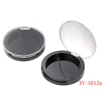 Empty Cosmetic Face Powder Case