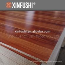 Melamin Sperrholz für Möbel