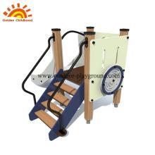 HPL outdoor freestanding slide for children
