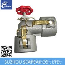 Aluminium Camlock C 90 Ventil