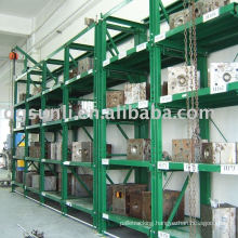 Steel half open Mould Shelf