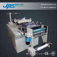 Jps-320A Self-Adhesive Sticker Die Cutting Machine with Sheeting Function