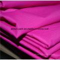 Tela de nylon da pétala do tafetá do poliéster para panos de mesa / vestuário