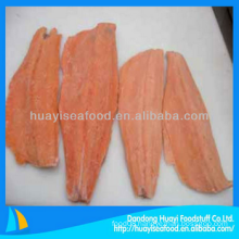 frozen pink salmon fillet fresh seafood