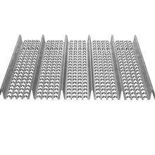 China manufacturer Hi Rib lath formwork for concrete floors / steel formwork for construction