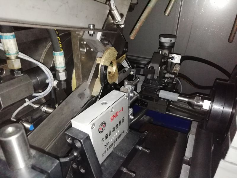 Knuckle Bearing Ring Grinder