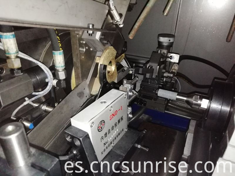 Automatic Bearing Ring Grinder Machine