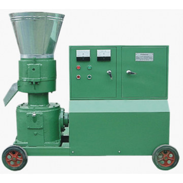 CE TUV Sawdust Wood Biomass Pellet Machine