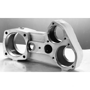 OEM Gray Iron Gear Housing Machining for Combine Harvester